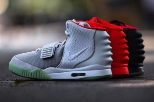 More Uncertainty with Red Nike Air Yeezy II Release as Foot Locker Cancels December 27 Drop