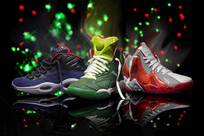 "Reebok Classics 2013 ""Basketball Christmas"" Pack"