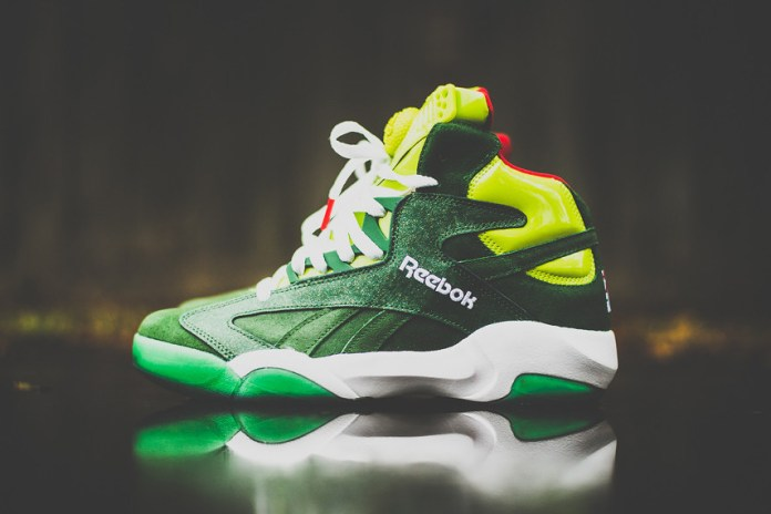 "Reebok Shaq Attaq ""Ghost of Christmas Present"""