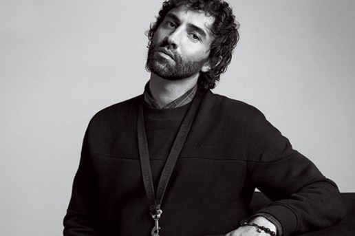 Riccardo Tisci Awarded Best International Designer @ 50th Telva Fashion Awards