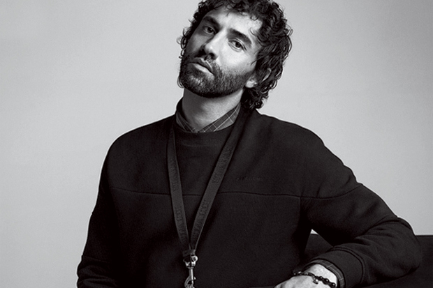 riccardo tisci awarded best international designer 50th telva fashion awards