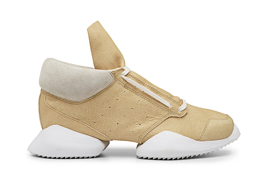 rick owens for adidas 2014 springsummer footwear collection
