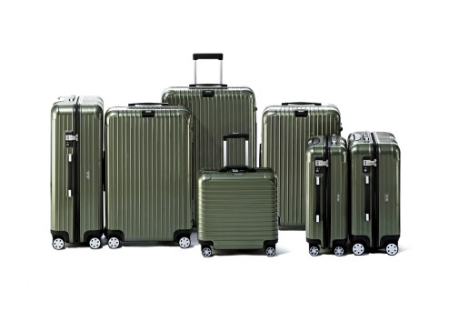 RIMOWA 2013 Olive Green Collection