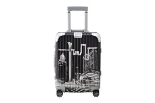 RIMOWA TOPAS Black Taiwan 10th Anniversary Edition