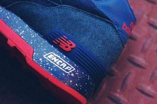Ronnie Fieg x New Balance 577 Preview