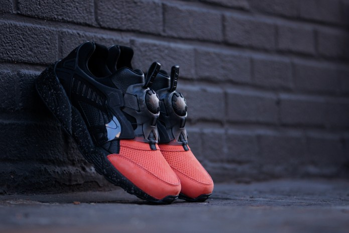 "Ronnie Fieg x PUMA Disc Blaze Lite ""Coat of Arms"""