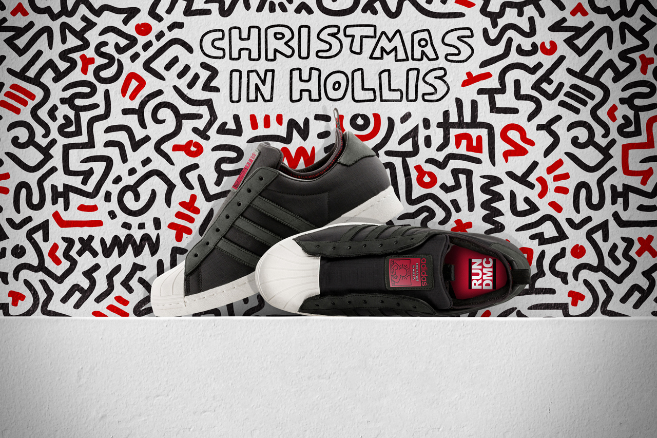 adidas Originals 2013 FallWinter Run D.M.C. Injection Pack