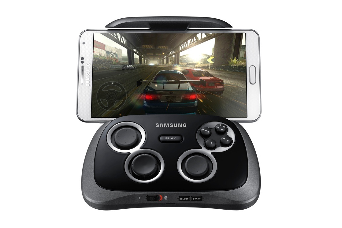 Samsung Unveils Redesigned Smartphone GamePad