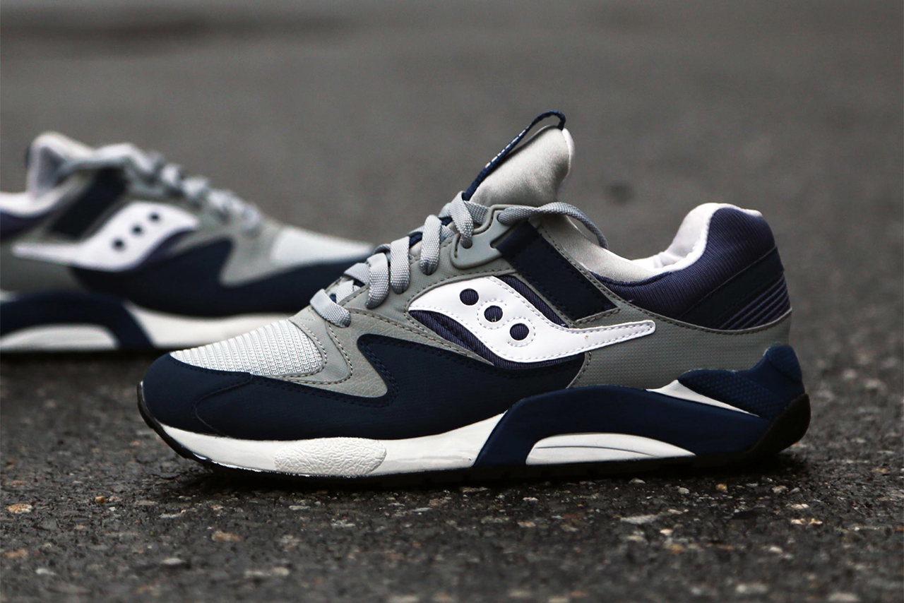 Saucony 2014 Grid 9000 Preview