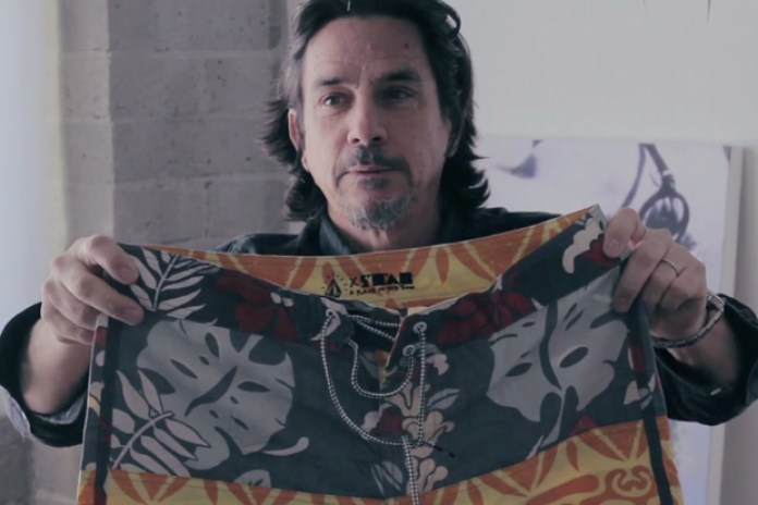 Shawn Stussy Judges Stab Magazine's 'Place in the Sun' Boardshort Contest