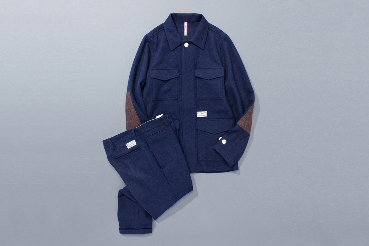 SILAS Grey 2013 Fall/Winter Collection