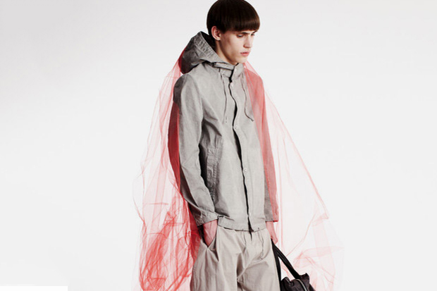 DAMIR DOMA SILENT 2014 Spring/Summer Lookbook