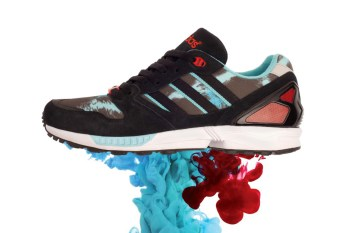 """size? UK Exclusive adidas Originals Select Collection """"Tie Dye"""" Pack"""