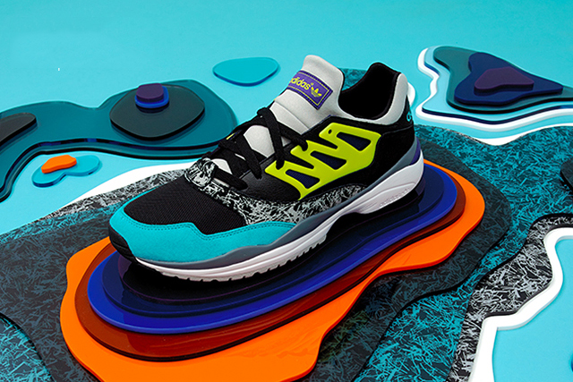 "size? UK Exclusive adidas Originals Torsion Allegra ""Alpine Ridge"" Pack Preview"