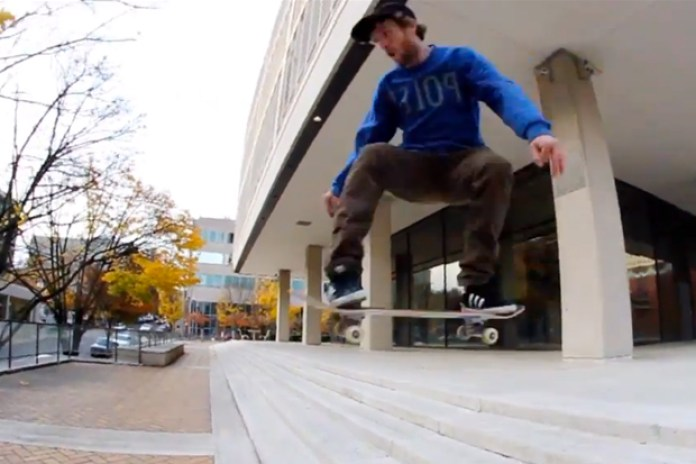 SKATE Portland with Silas Baxter-Neal