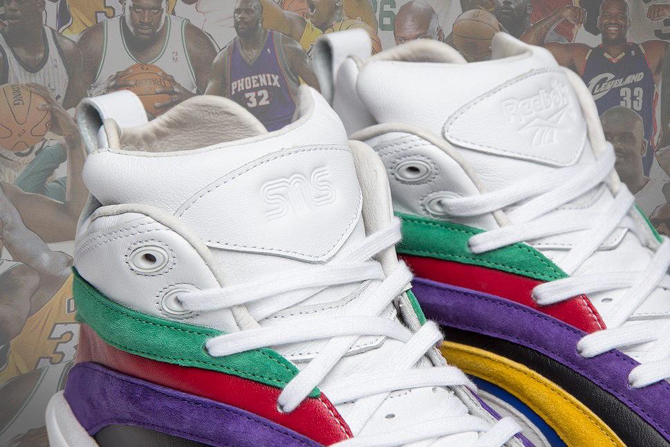 """Sneakersnstuff x Reebok Shaqnosis OG """"Tribute"""""""