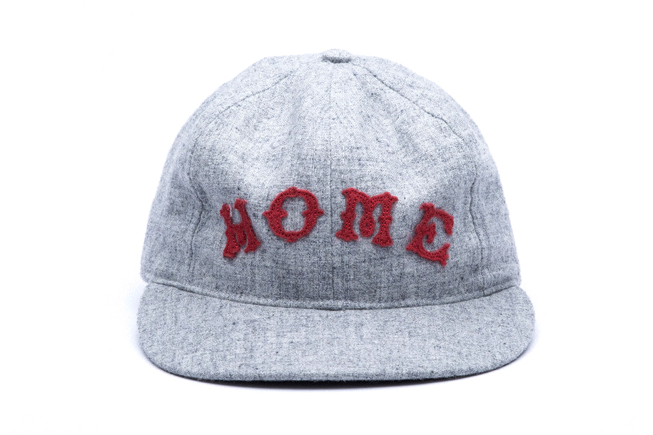 "Soulland x Ebbets Field Flannels 2013 Winter ""Home"" & ""Away"" Embroidered Caps"
