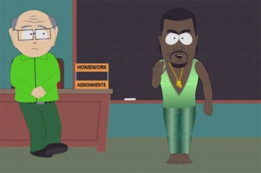 South Park's Season Finale Highlights Kanye West and Kim Kardashian