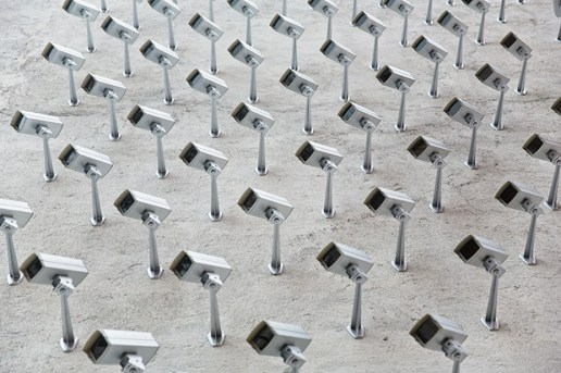 "SpY ""Cameras"" Street Installation in Madrid"