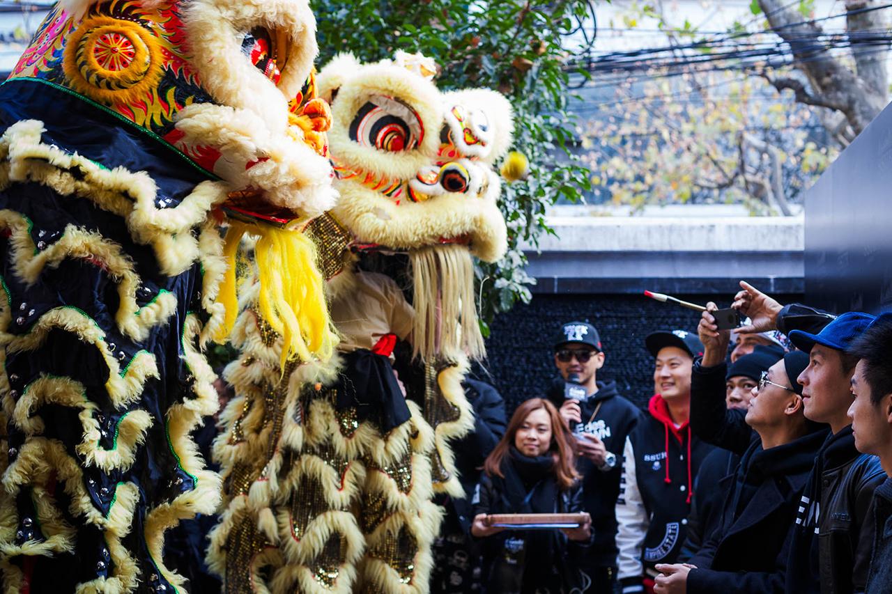 SSUR Shanghai Grand Opening