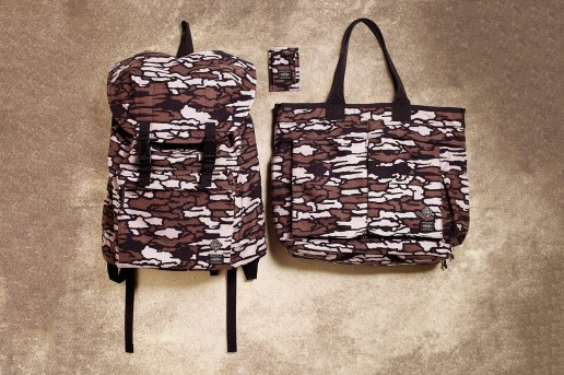 Staple x Porter 2013 Fall/Winter Accessories Collection