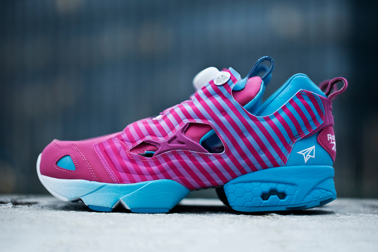 "STAYREAL x Reebok Insta Pump Fury ""Pump to Sky"""
