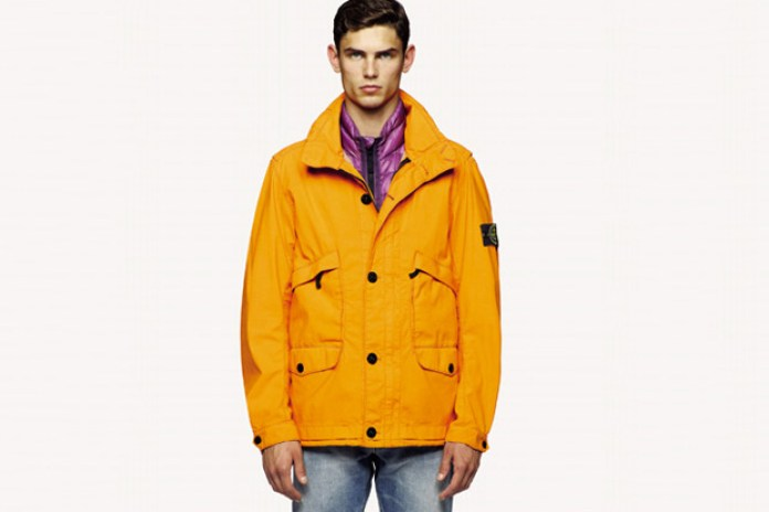 Stone Island 2014 Spring/Summer Collection Preview