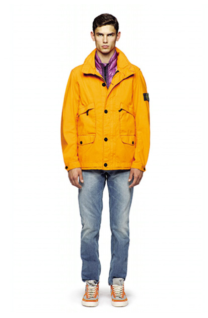 stone island 2014 springsummer collection preview