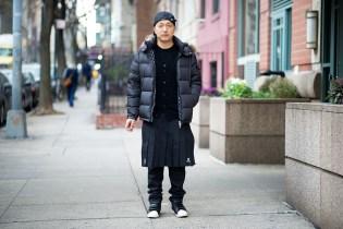 Streetsnaps: Masaaki Homma of mastermind JAPAN