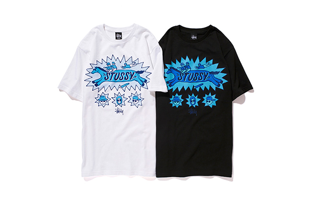 """Stussy 2014 """"Year of the Horse"""" Capsule Collection"""