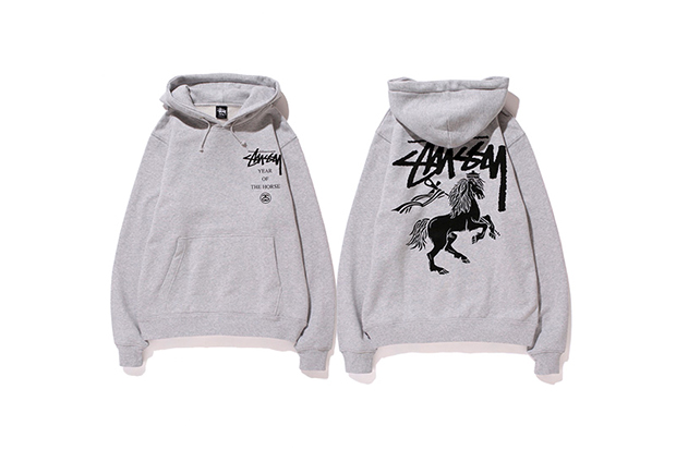 "Stussy 2014 ""Year of the Horse"" Capsule Collection"