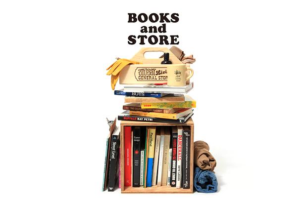 "STUSSY Livin' GENERAL STORE ""BOOKS & STORE"" @ Tsutaya Daikanyama"