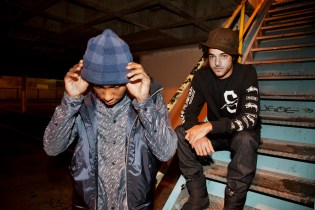 "Stussy x NEXUSVII 2013 Holiday ""Rainy Dayz"" Lookbook"