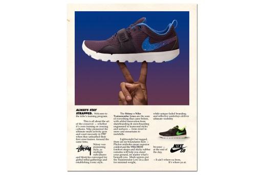 Stussy x Nike SB Trainerendor Pack