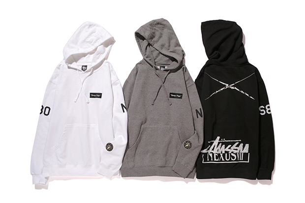 "A Closer Look at the Stussy x NEXUSVll 2013 Fall/Winter ""Rainy Dayz"" Collection"