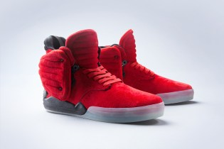 SUPRA Skytop IV Red