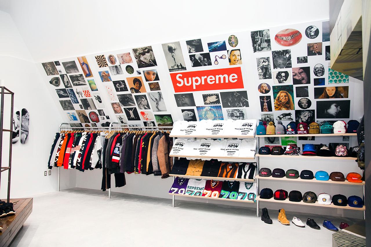 supreme for dover street market new york t shirt