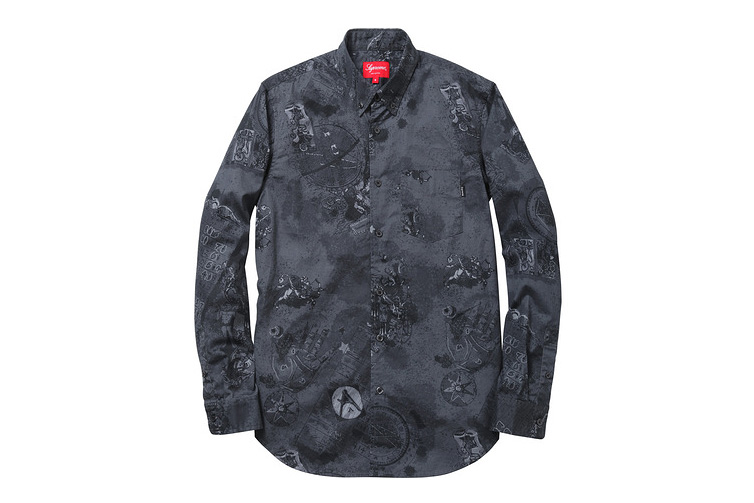 Supreme Occult Shirt