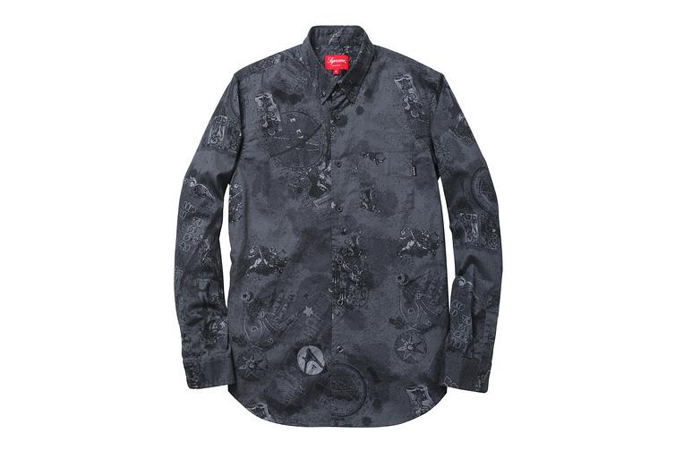 Supreme Occult Shirt