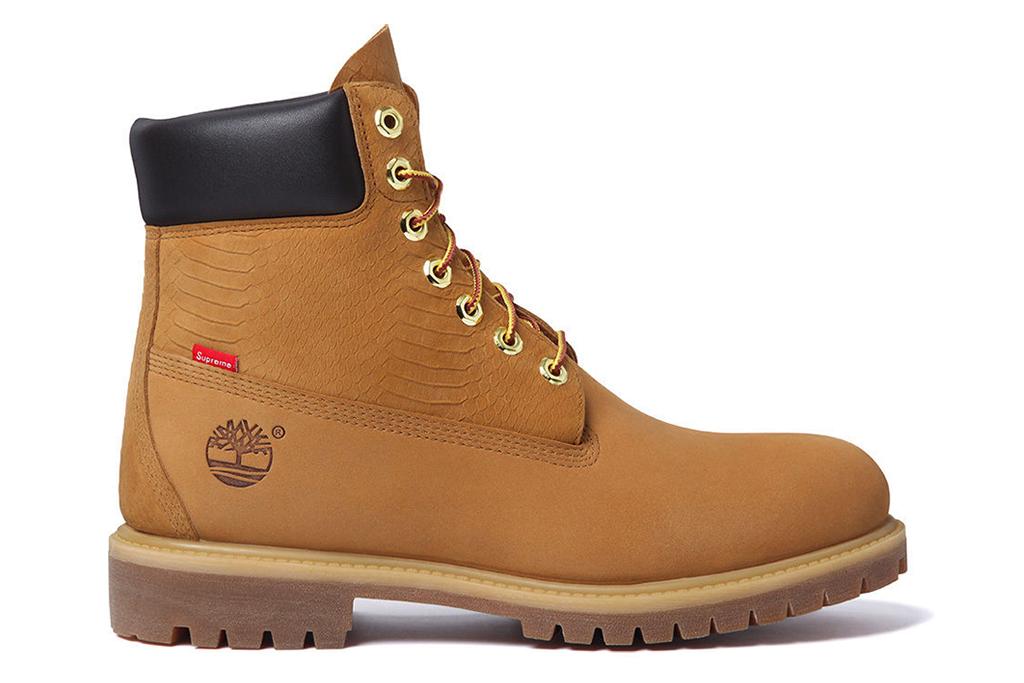 supreme x timberland 6 inch premium waterproof boot