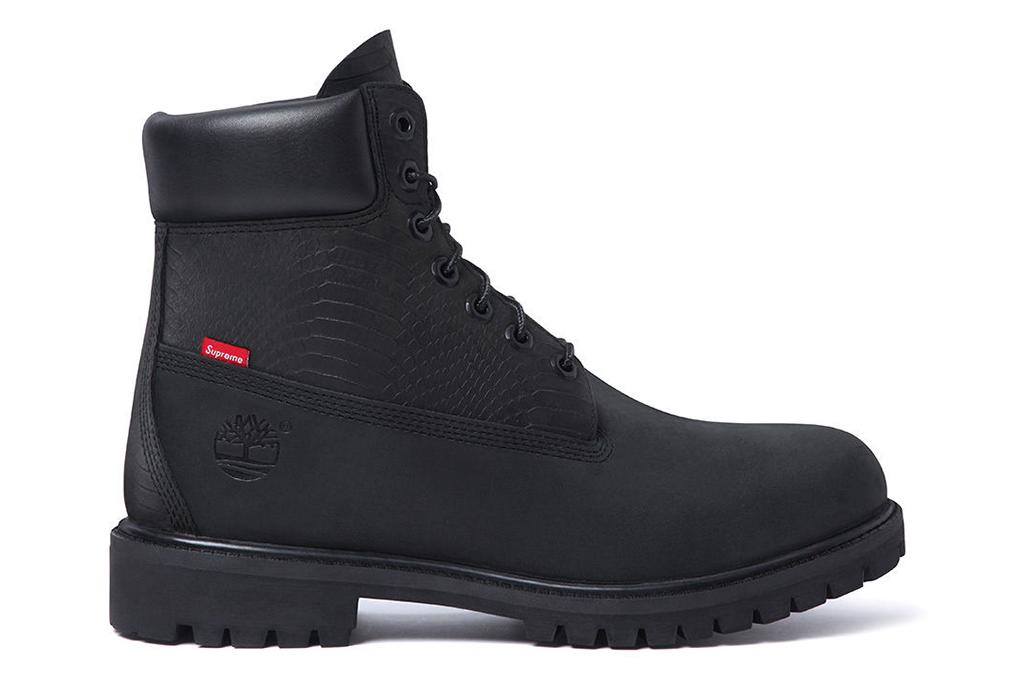Supreme x Timberland 6-Inch Premium Waterproof Boot