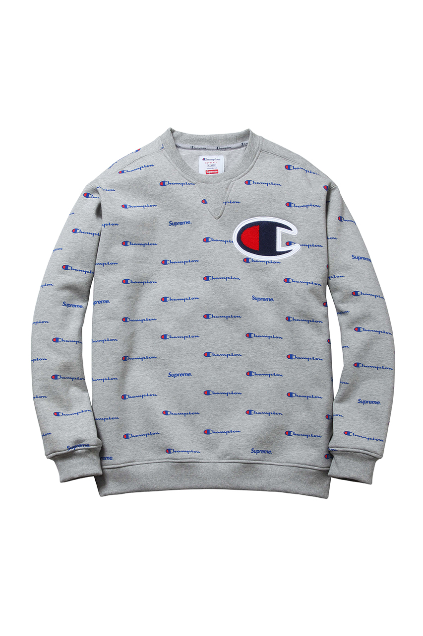Supreme x Champion® 2013 Holiday Capsule Collection
