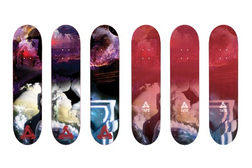 Tate Britain x Palace Skateboards Inspired by John Martin