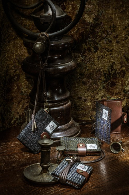 The Earth 2013 Harris Tweed Collection