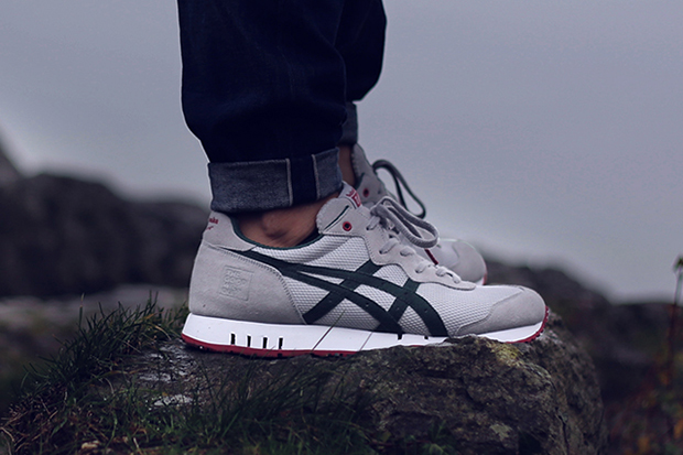 "The Good Will Out x Onitsuka Tiger X-Caliber ""Silver Knight"""