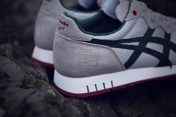 """The Good Will Out x Onitsuka Tiger X-Caliber """"Silver Knight"""""""