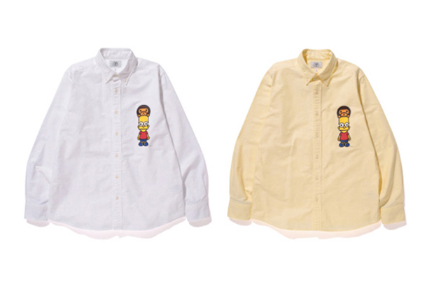 The Simpsons x A Bathing Ape Baby Milo Collection