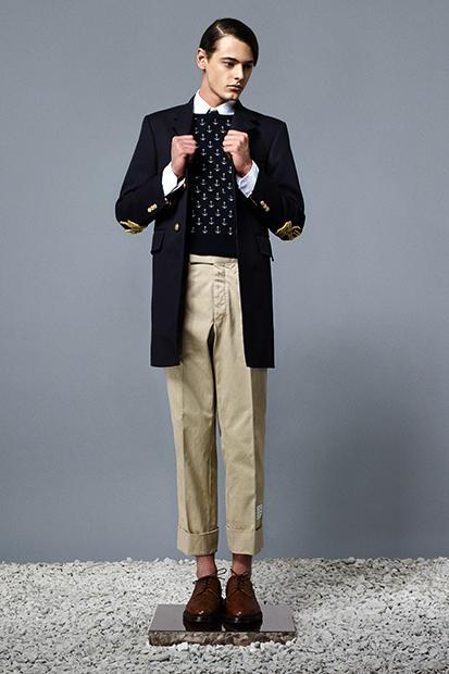 Thom Browne 2014 Spring/Summer Lookbook
