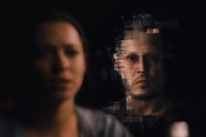 Transcendence Official Trailer