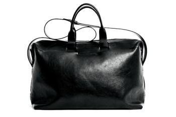 Troubadour Goods Weekender and Day Bag Black